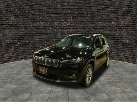 2019 Jeep Cherokee for sale at Montclair Motor Car in Montclair NJ