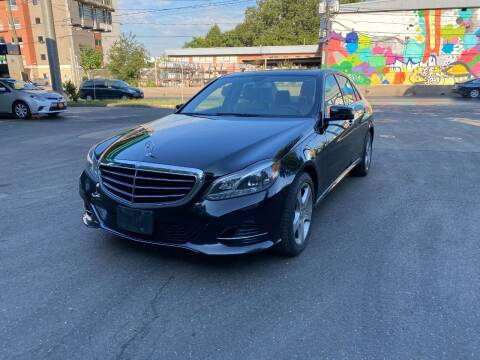2014 Mercedes-Benz E-Class for sale at Exotic Automotive Group in Jersey City NJ