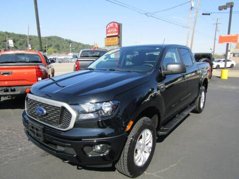 2020 Ford Ranger for sale at Joe's Preowned Autos 2 in Wellsburg WV
