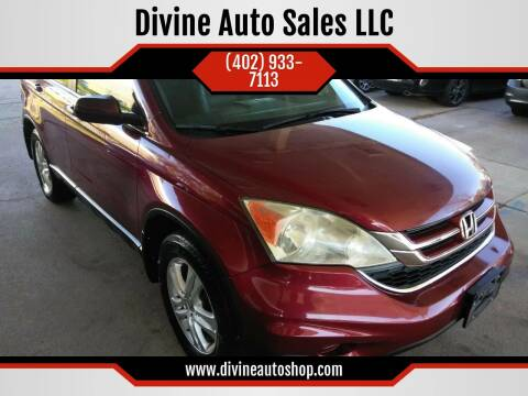 2011 Honda CR-V for sale at Divine Auto Sales LLC in Omaha NE