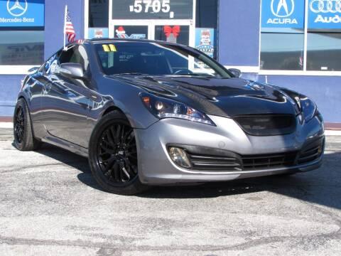 2011 Hyundai Genesis Coupe for sale at Orlando Auto Connect in Orlando FL