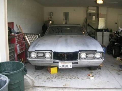 1968 Oldsmobile 442 for sale at Haggle Me Classics in Hobart IN