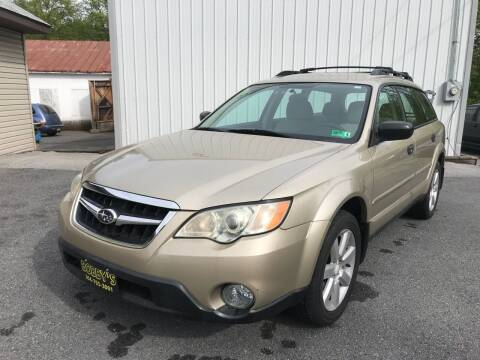 2008 Subaru Outback for sale at Bobbys Used Cars in Charles Town WV