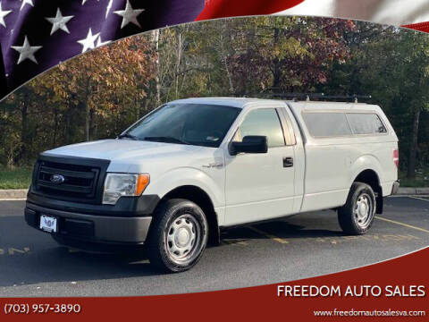 2014 Ford F-150 for sale at Freedom Auto Sales in Chantilly VA