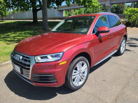 2019 Audi Q5 for sale at EXECUTIVE AUTOSPORT in Portland OR