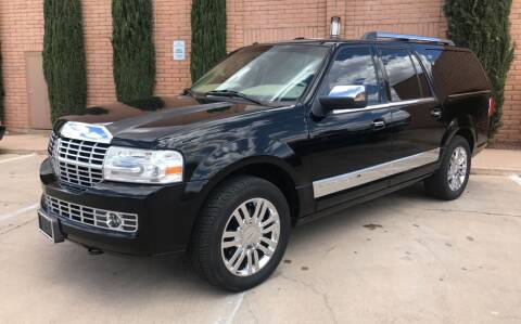 2007 Lincoln Navigator L for sale at Freedom  Automotive in Sierra Vista AZ