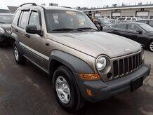 2005 Jeep Liberty for sale at Story Brothers Auto in New Britain CT
