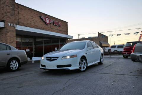 2005 Acura TL for sale at JT AUTO in Parma OH