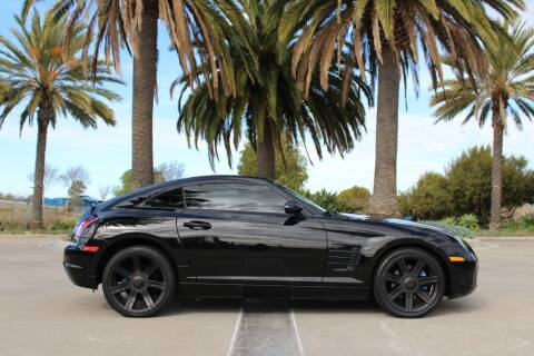 2007 Chrysler Crossfire for sale at Miramar Sport Cars in San Diego CA