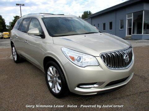 2015 Buick Enclave for sale at Gary Simmons Lease - Sales in Mckenzie TN