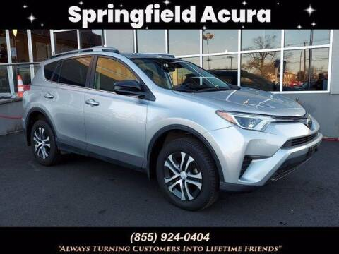 2018 Toyota RAV4 for sale at SPRINGFIELD ACURA in Springfield NJ