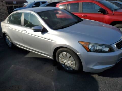 2010 Honda Accord for sale at CRYSTAL MOTORS SALES in Rome NY