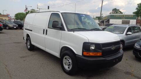2012 Chevrolet Express Cargo for sale at RVA MOTORS in Richmond VA