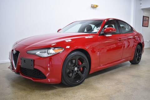 2017 Alfa Romeo Giulia for sale at Thoroughbred Motors in Wellington FL