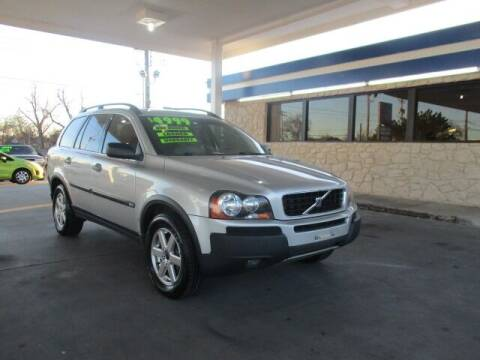 2003 Volvo XC90 for sale at CAR SOURCE OKC - CAR ONE in Oklahoma City OK