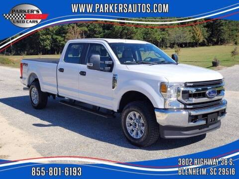 2020 Ford F-250 Super Duty for sale at Parker's Used Cars in Blenheim SC