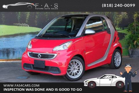 2013 Smart fortwo for sale at Best Car Buy in Glendale CA