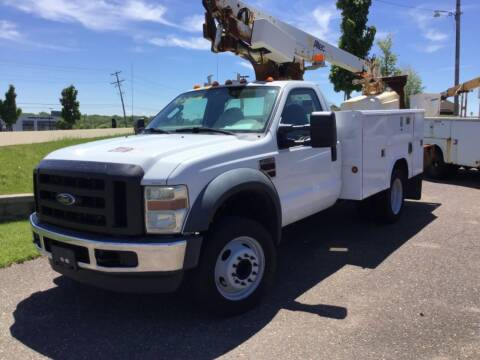 2008 Ford F-450 Super Duty for sale at Sparkle Auto Sales in Maplewood MN