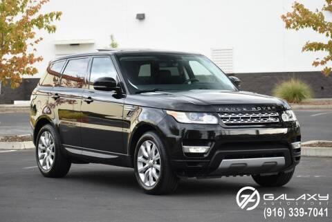 2014 Land Rover Range Rover Sport for sale at Galaxy Autosport in Sacramento CA