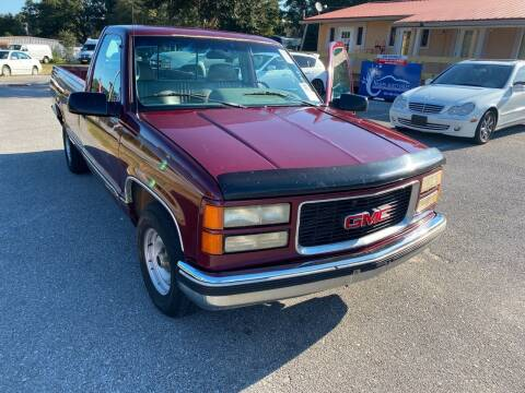 1995 GMC Sierra 1500 for sale at Nash's Auto Sales Used Car Dealer in Milton FL