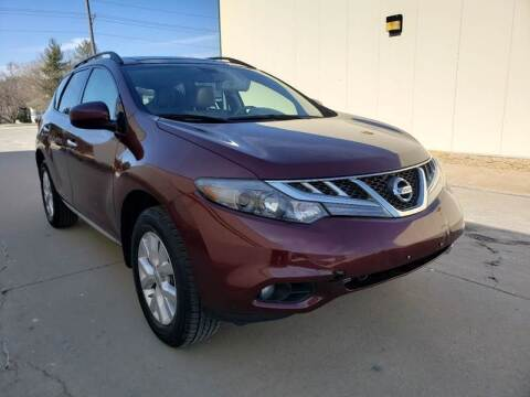 2012 Nissan Murano for sale at Auto Choice in Belton MO