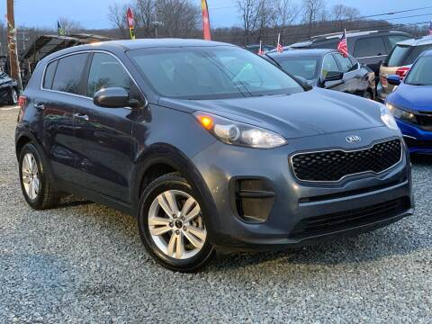 2017 Kia Sportage for sale at A&M Auto Sale in Edgewood MD