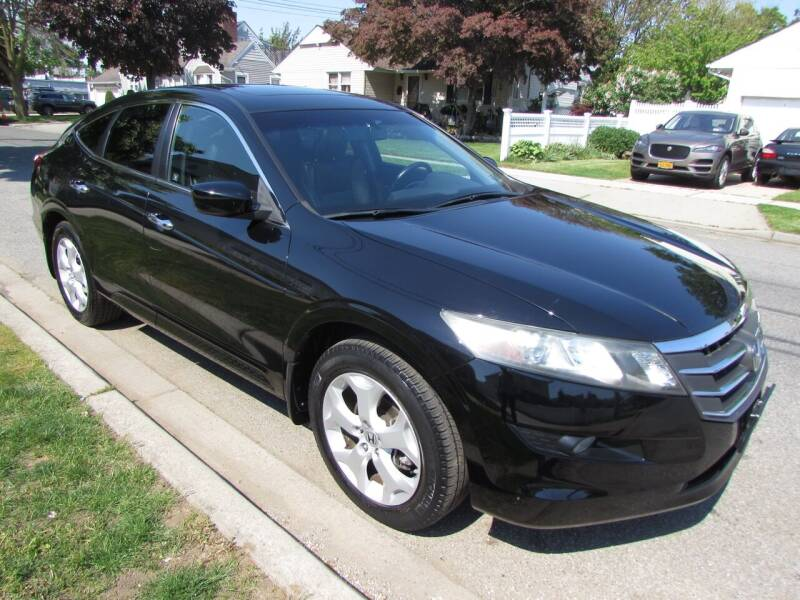 2012 Honda Crosstour for sale at First Choice Automobile in Uniondale NY