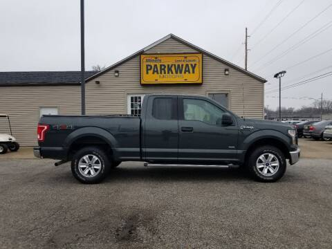 2015 Ford F-150 for sale at Parkway Motors in Springfield IL