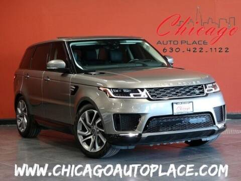 2018 Land Rover Range Rover Sport for sale at Chicago Auto Place in Bensenville IL