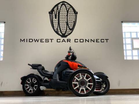 2019 Can-Am Ryker Rally Edition for sale at Midwest Car Connect in Villa Park IL
