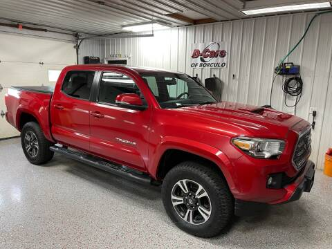 2016 Toyota Tacoma for sale at D-Cars LLC in Zeeland MI