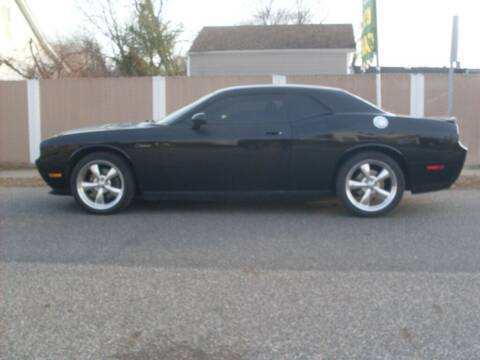 2009 Dodge Challenger for sale at Flag Motors in Islip Terrace NY
