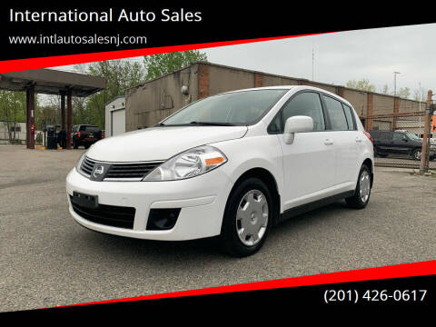 2009 Nissan Versa for sale at International Auto Sales in Hasbrouck Heights NJ