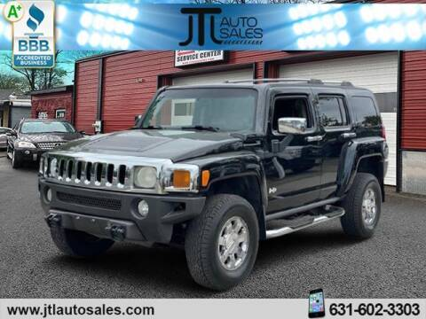 2006 HUMMER H3 for sale at JTL Auto Inc in Selden NY
