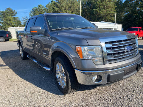 2013 Ford F-150 for sale at Baileys Truck and Auto Sales in Florence SC