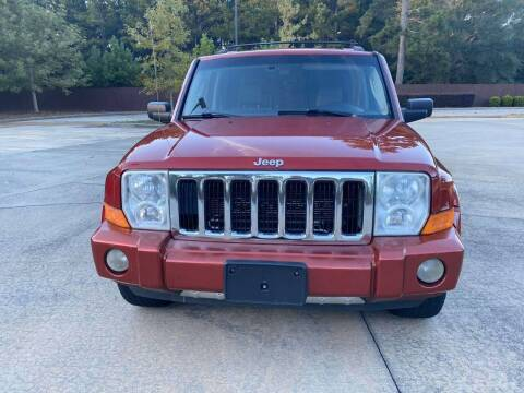 2006 Jeep Commander for sale at Two Brothers Auto Sales in Loganville GA