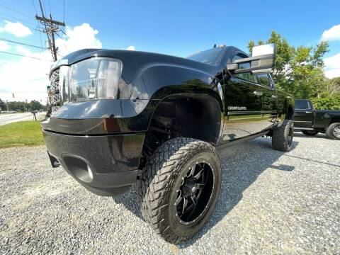 2012 GMC Sierra 2500HD for sale at Priority One Auto Sales - Priority One Diesel Source in Stokesdale NC