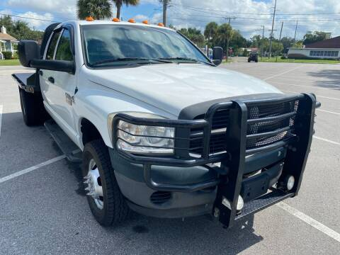 2009 Dodge Ram Chassis 3500 for sale at Consumer Auto Credit in Tampa FL