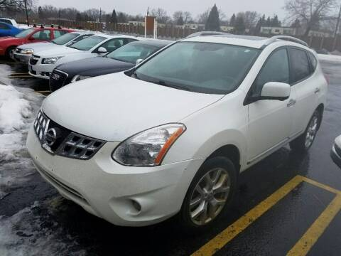 2013 Nissan Rogue for sale at Capital Fleet  & Remarketing  Auto Finance in Columbia Heights MN