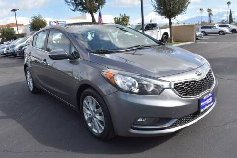 2014 Kia Forte5 for sale at DIAMOND VALLEY HONDA in Hemet CA