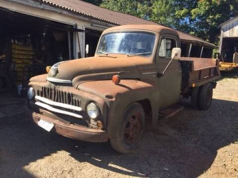 1951 International L130 for sale at Classic Car Deals in Cadillac MI