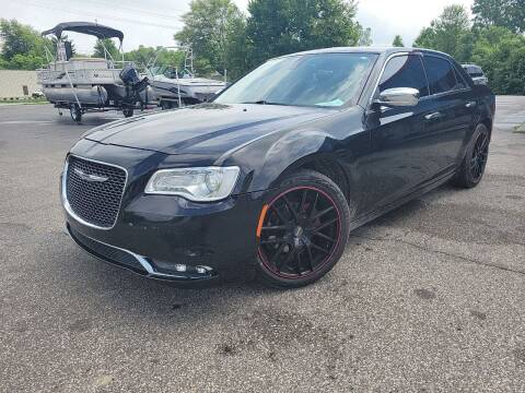 2016 Chrysler 300 for sale at Cruisin' Auto Sales in Madison IN