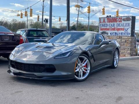 2015 Chevrolet Corvette for sale at L.A. Trading Co. in Woodhaven MI