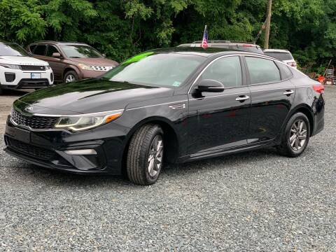 2019 Kia Optima for sale at A&M Auto Sales in Edgewood MD
