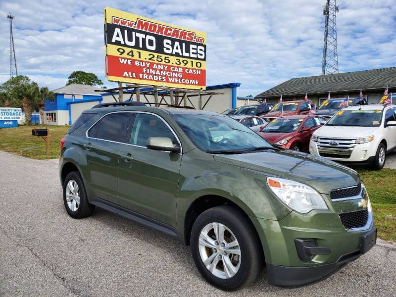 2015 Chevrolet Equinox for sale at Mox Motors in Port Charlotte FL