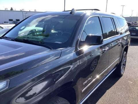 2016 GMC Yukon XL for sale at Royal Moore Custom Finance in Hillsboro OR