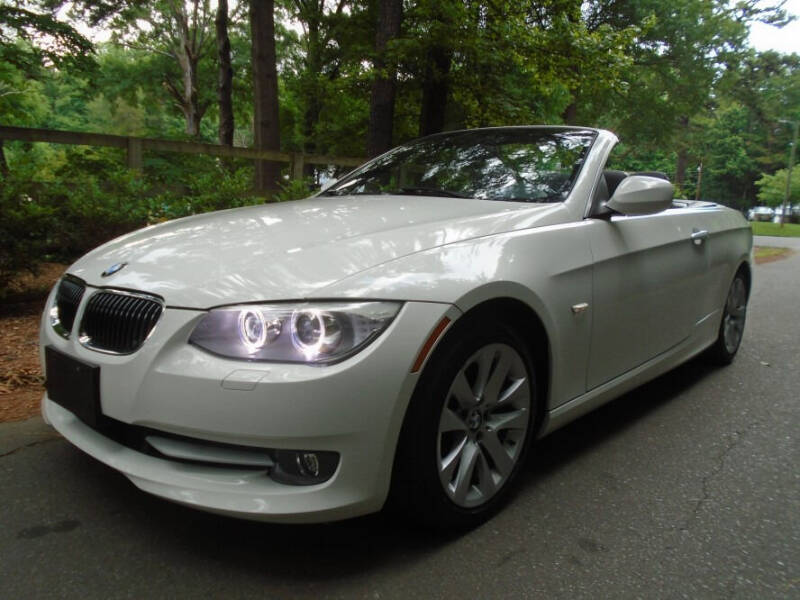 2011 BMW 3 Series for sale at City Imports Inc in Matthews NC
