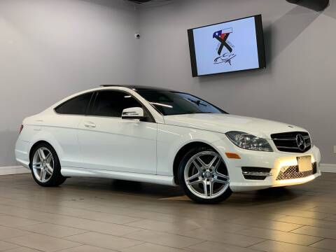 2013 Mercedes-Benz C-Class for sale at TX Auto Group in Houston TX
