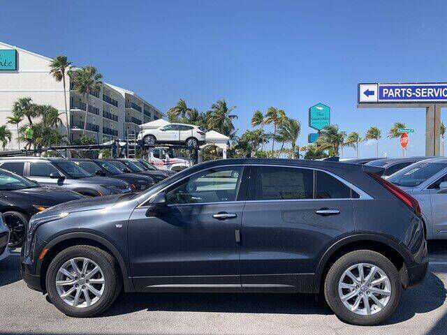 2021 Cadillac XT4 for sale at Niles Sales and Service in Key West FL