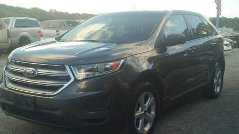 2016 Ford Edge for sale at Global Vehicles,Inc in Irving TX